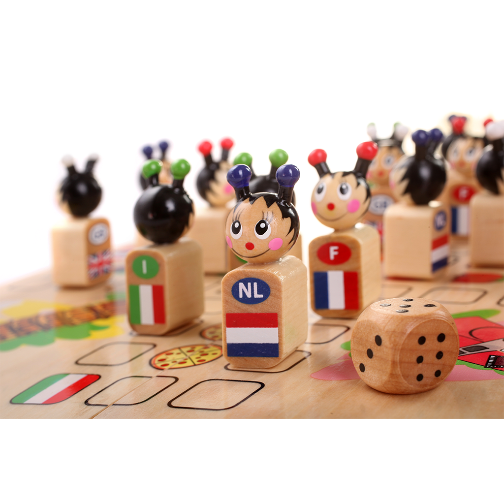PINO – NTC Ludo game | Pino Toys